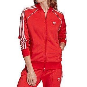 Bluza adidas Superstar Track Jacket Originals czarny SquareShop