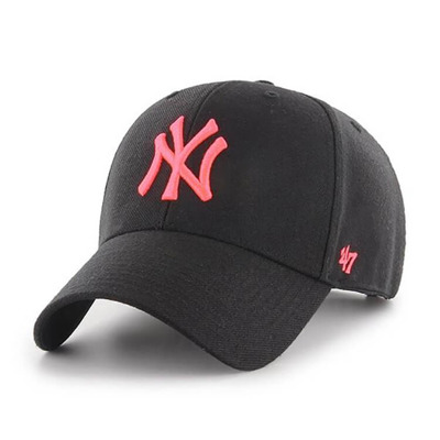 Czapka 47 Brand New York Yankees B-MVPSP17WBP-BKG
