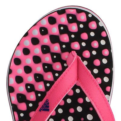 Klapki adidas eezay dots CG3552