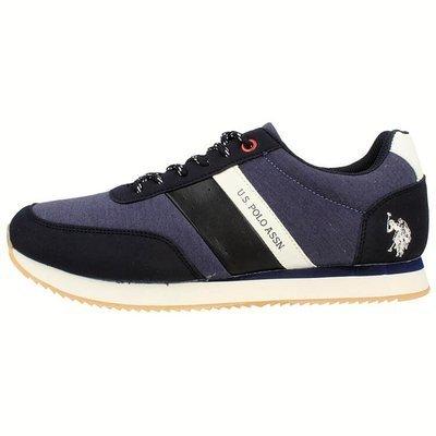 Sneakersy męskie U.S. Polo ASSN. Nobil